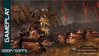 Total War : Warhammer [PC] - GTX 1080, i5 6600k - Ultra 1080p/60Fps [Gameplay]