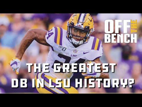 Derek Stingley Could Be The GREATEST DB In LSU HISTORY