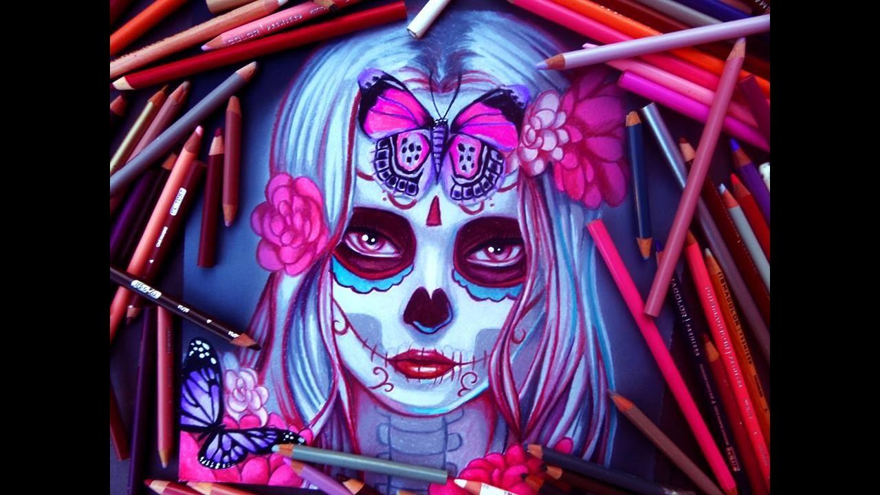 Dia de los muertos sexy
