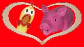 Video FUNNY Chicken and Pig Make Love download MP3, 3GP, MP4, WEBM, AVI, FLV November 2017