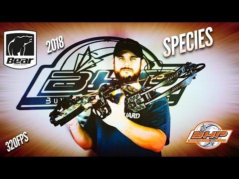 2018 Bear Archery SPECIES