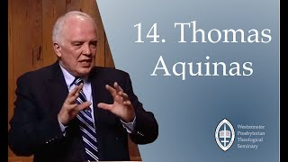 Episode 14: Thomas Aquinas with Rev. Dr Ian Hamilton