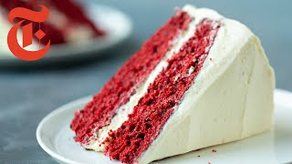 Red Velvet Cake with Ermine Icing | NYT Cooking
