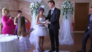 Яркая пара Андрей и Инна 29 сентября 2013г
