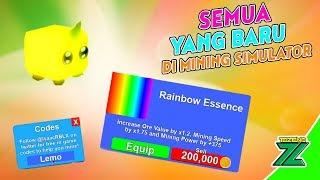 [⛏️ MYTHICALS] Mining Simulator | Yang Baru di Mining Simulator Keren Keren Uy!! | Roblox Indonesia