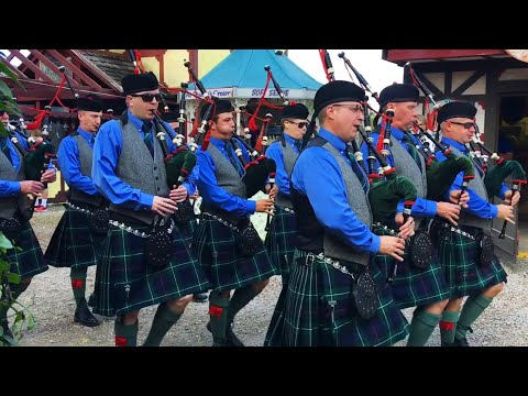 Highland Weekend at the Ohio Renaissance Festival! | 2017