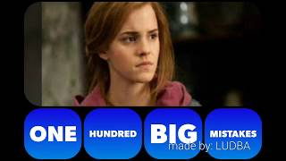 harry potter 100 big mistakes part 1 | Harry potter novel series, harry potter movies, harry potter