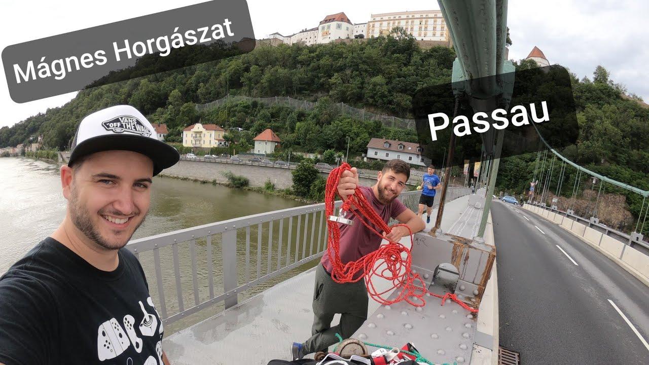 Mágnes Horgászat | Passau