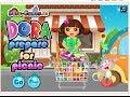 Dora The Explorer Online Games - Dora Prepare For Picnic Game