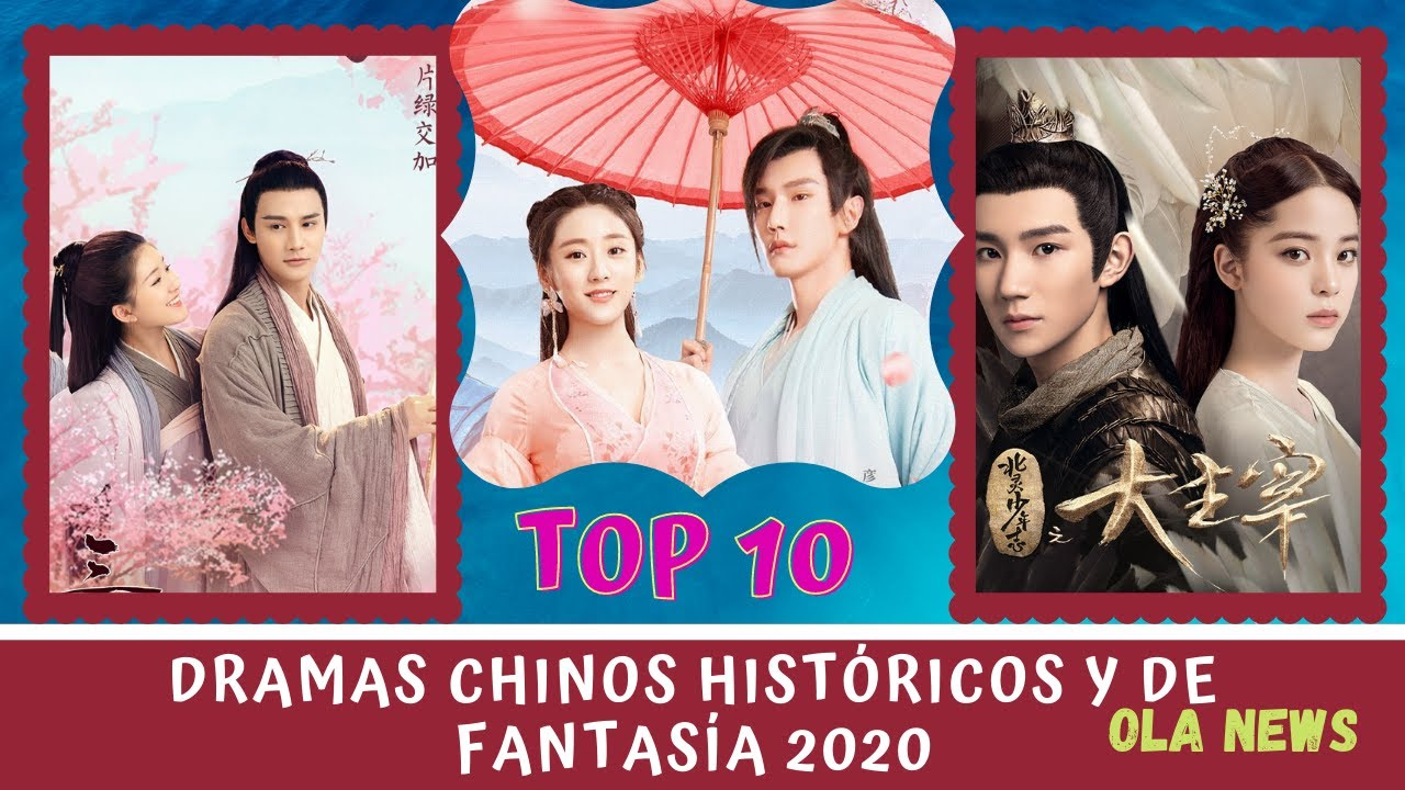 Download 10 Dramas Chinos Históricos De fantasía y Aventura 2020 | 10 Chinese Fantasy Dramas