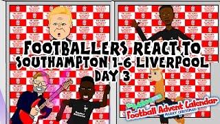 Southampton 1-6 Liverpool (Day 3 Football Advent Calendar) League Cup 2015 No Goals Highlights!
