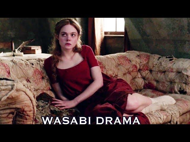 【哇薩比抓馬】一個妹子不脫襪子坐沙發,素質太差,好看就可以不講禮貌嗎?《瑪麗雪萊》Wasabi Drama