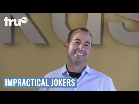 Impractical Jokers: Inside Jokes - Mariah Carey Fire Safety Training | truTV