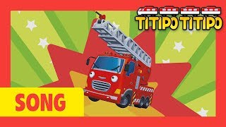 Train Song l Wheels on the brave cars (60 mins) l Nursery Rhymes l TITIPO TITIPO