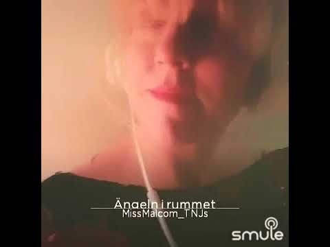 Malin Berglund sjunger - Ängeln i rummet  (Eva Dahlgren cover)