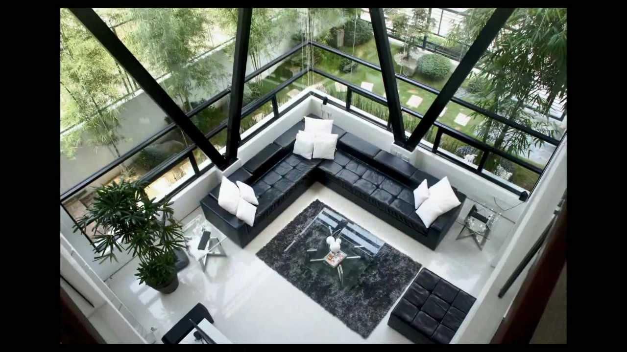 Beautiful modern house lot hd