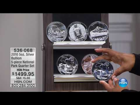 HSN | Coin Collector 01.28.2017 - 08 PM