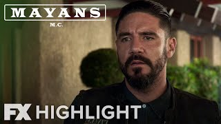 Mayans MC  Season 2 Ep 8 EZ Scuffle Highlight  FX