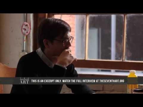 Mathieu Kleyebe Abonnenc Interview (Excerpt) - The Seventh Art