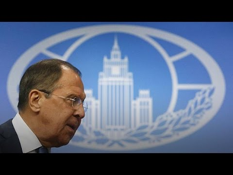 Lavrov pours scorn on US intelligence claims of Russian cyber attacks
