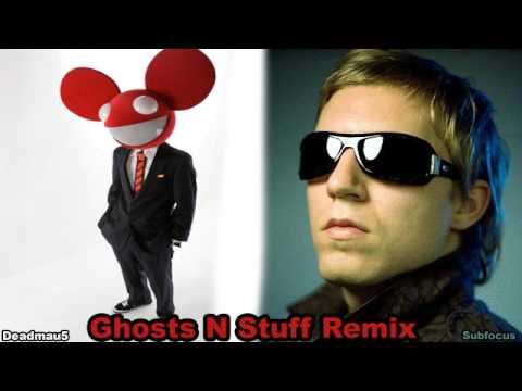Deadmau5  Ghosts N Stuff  Sub Focus Remix