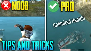 🔥Noob To Pro Guide #7 | 5 Amazing Tips & Tricks Of Pubg Mobile Lite ( Hindi ) || Pubg Mobile Lite