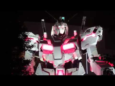 Japan tour Robo gigante de Tokyo Tv Luis