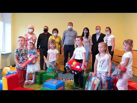 Новий сучасний садочок відкрили у селі Лінці, що на Ужгородщині