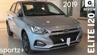 2019 Hyundai Elite i20 Sportz+🔥🔥 | detailed review | features | specs | price !!!!