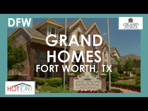 Grand Homes At Chadwick Farms In Fort Worth, TX