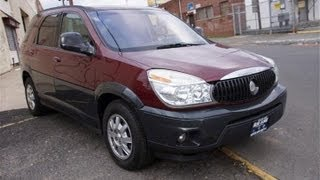 2004 Buick Rendezvous CX AWD All-Wheel-Drive