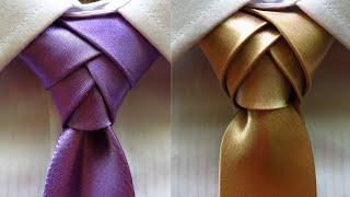 넥타이를 매는 법 - 넥타이를 묶는 2 가지 방법