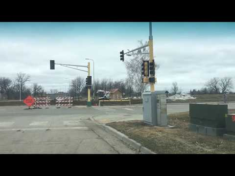 Flood Construction In East Grand Forks
