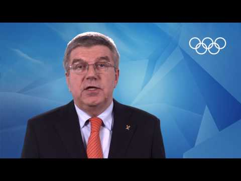 IOC joins the PACE #NoHateNoFear initiative against terrorism!
