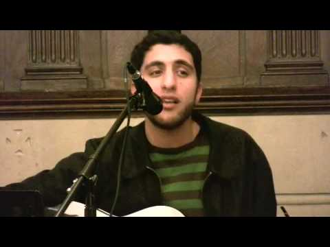 Raef- I'm Yours [Live Cover] @ the Poetic Vision Tour