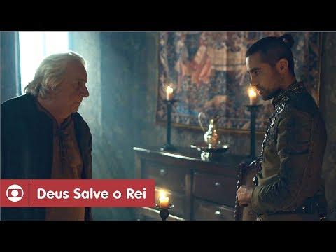 Deus Salve O Rei: capítulo 131 da novela, segunda, 11 de junho, na Globo