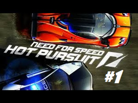 Need For Speed Hot Poursuit|La saison du coureur|Le commencement #1