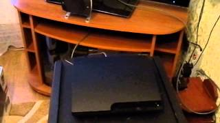 Видео Sony PlayStation 3 Slim 160 Gb БУ