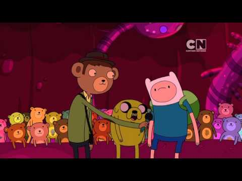 Adventure Time  Belly of the Beast Preview