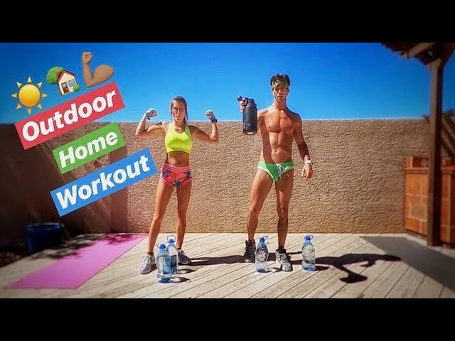 Outdoor Home Workout