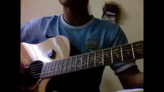 Đôi chân trần guitar cover
