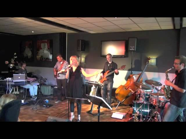 Jessica Koomen & Jazz Friends live @ Hotel Restaurant de Paasberg (juni 2011)