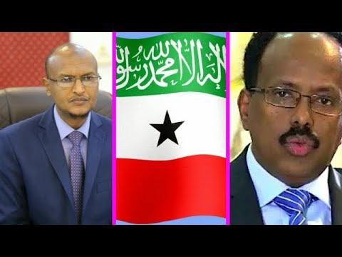 Caqabadaha Aqoonsiga Sland Hortagani Waa Laba Raisal Wasare Ku Xigenka Somalia
