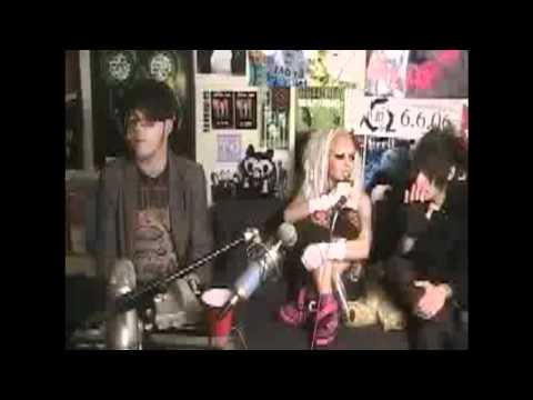Kerli's Live Interview on The DJ Rossstar Show (Part 1 of 4) [With Subtitles]