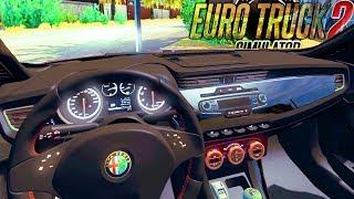 ALFA ROMEO GIULIETTA - Euro Truck Simulator 2