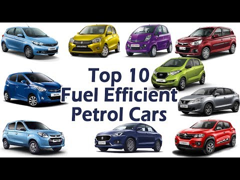 Top 10 Mileage Cars (Petrol) 2017 in India | Mileage, Performance, Price, Specifications