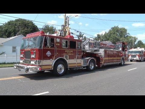 2017 New York State Volunteer Firemen's Parade (Part 1 of 2)8/20/17