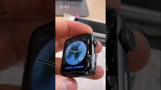 Замена тачскрина Apple Watch 3 42mm в Тюмени