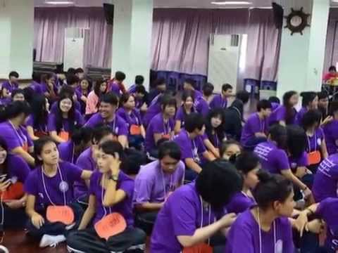 ปฐมนิเทศนักศึกษาใหม่ ม.ราชภัฏบ้านสมเด็จเจ้าพระยา By The Best Traninig Saraburi