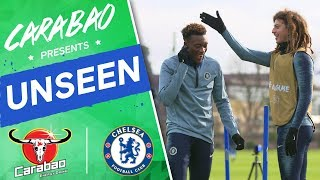 #Hudson-Odoi & #Ampadu Rip Each Other In Agility Test | Chelsea Unseen